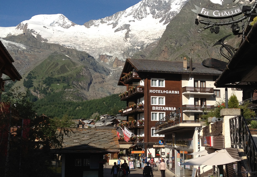 SaasFee Alpine Adventure Trail Tours